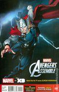 Avengers Assemble (2013) Marvel Universe 10