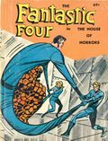 Fantastic Four in the House of Horrors (1968 Whitman BLB) 5775.1