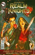 Grimm Fairy Tales Realm Knights Age of Darkness (2014) 1B