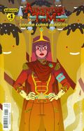 Adventure Time Banana Guard Academy (2014 Kaboom) 1A