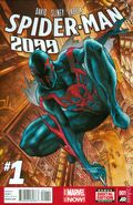 Spider-Man 2099 (2014 2nd Series) 1A