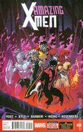 Amazing X-Men (2014) 9A