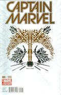 Captain Marvel (2014 8th Series) 5B