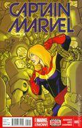 Captain Marvel (2014 8th Series) 5A