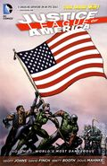 Justice League of America TPB (2014 DC Comics The New 52) 1-1ST