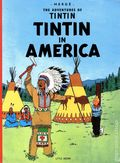 Adventures of Tintin in America GN (1973) 1-REP