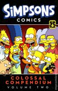 Simpsons Comics Colossal Compendium TPB (2013-Present Bongo) 2-1ST