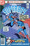 New Adventures of Superboy (1980 DC) Mark Jewelers 10MJ