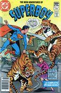 New Adventures of Superboy (1980 DC) Mark Jewelers 13MJ
