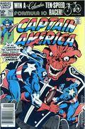 Captain America (1968 1st Series) Mark Jewelers 263MJ