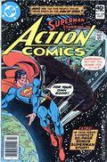Action Comics (1938 DC) Mark Jewelers 509MJ