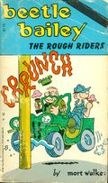 Beetle Bailey The Rough Riders PB (1982 Tom Doherty) 1-1ST