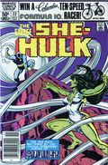 Savage She-Hulk (1980) Mark Jewelers 22MJ