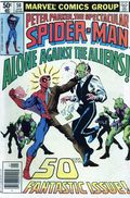 Spectacular Spider-Man (1976 1st Series) Mark Jewelers 50MJ