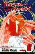Rurouni Kenshin GN (2003-2006 Shonen Jump Edition Digest) 6-REP