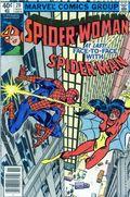 Spider-Woman (1978-1983 1st Series) Mark Jewelers 20MJ