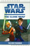 Star Wars The Clone Wars The New Padawan SC (2008 Grosset & Dunlap) 1-1ST