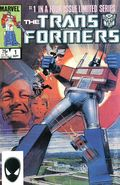 Transformers (1984 Marvel) 1REP.2ND