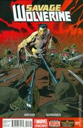 Savage Wolverine (2013) 21