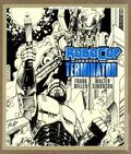 RoboCop vs. Terminator HC (2014 Dark Horse) Gallery Series Edition 1-1ST