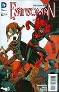 Batwoman (2011 2nd Series) 33B