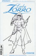 Lady Zorro (2014 Dynamite) 1C
