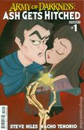 Army of Darkness Ash Gets Hitched (2014 Dynamite) 1E