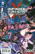 Infinite Crisis Fight for the Multiverse (2014) 1A