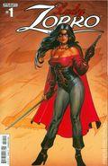 Lady Zorro (2014 Dynamite) 1A