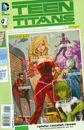 Teen Titans (2014 5th Series) 1A
