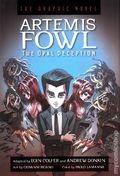 Artemis Fowl: The Opal Deception HC (2014 Disney/Hyperion) The Graphic Novel 1-1ST