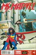 Ms. Marvel (2014 3rd Series) 6A
