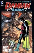 Damian Son of Batman HC (2014 DC Comics The New 52) Deluxe Edition 1-1ST