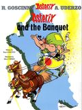 Asterix and the Banquet GN (2004 Sterling) Revised Edition 1-1ST