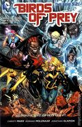 Birds of Prey TPB (2012-2015 DC Comics The New 52) 4-1ST