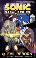 Sonic Saga Series TPB (2012 Archie) 5-1ST