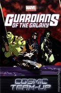 Marvel Universe Guardians of the Galaxy Cosmic Team-Up TPB (2014 Marvel Digest) 1-1ST
