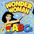 Wonder Woman ABCs HC (2014 Capstone Press) Board Book Large Edition 1-1ST