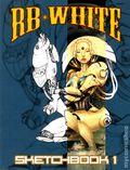 RB White Sketchbook SC (2014 Bojan Redzic) 1-1ST