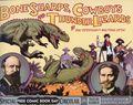 Bone Sharps, Cowboys and Thunder Lizards (2005) FCBD 1