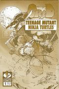 Creed Teenage Mutant Ninja Turtles (1996) 1A-GOLD