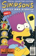 Simpsons Comics and Stories (1993) 1N
