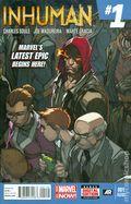 Inhuman (2014 Marvel) 1G