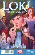Loki Agent of Asgard (2014) 5B