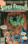 Super Friends (1976 DC 1st Series) Mark Jewelers 13MJ