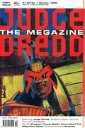 Judge Dredd Megazine (1990) Vol. 1 #1