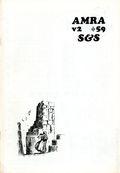 Amra (1959) fanzine Vol. 2 #59