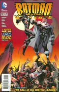 Batman Beyond Universe (2013) 12