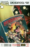 Deadpool (2012 3rd Series) 32