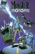 Monster Motors (2014 IDW) 1